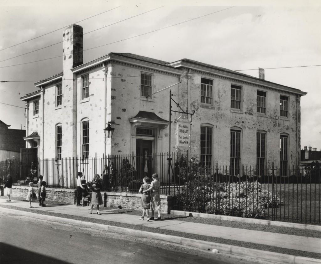 Millham E Trenton Lib Branch